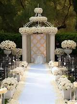 unique outdoor wedding ceremony ideas arch decoration ideas unique