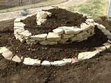 spiral herb garden plans | Herb Spiral