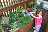and you can get creative with teensy plants little castles pebble ...