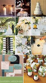 outdoor weddings, garden wedding ideas