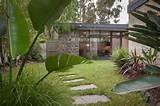 Beaumaris mid century modern Australian landscape from