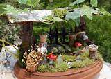 mini garden 10 600x428 Mini Fairy Garden ideas