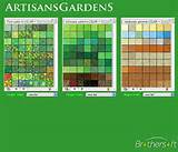 smart draw landscape design software offers you for free some ideas