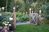 Related For Backyard Vegetable Garden Fence