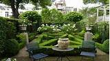 inspiring backyard flower garden designs with chic design and layout
