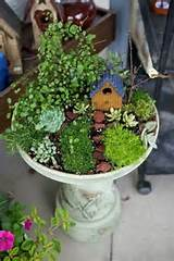 fairy garden ideas | Fairy Garden Ideas
