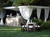 ... Arbor : Decorating : Home & Garden Television wedding arbor ideas