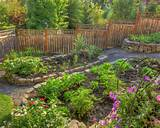 ... Vegetable Garden Using This Vegetable Garden Fencing Designs Image