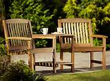 The Garden Shop › Garden Benches › Companion Seats › Hartman ...