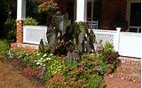 Front Porch Flower Bed Ideas Pictures