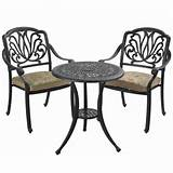hartman amalfi bistro garden furniture set jpg