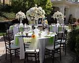 ... Ideas garden wedding reception outdoor wedding reception decorating