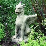 outdoor statues - stone griffin gothic garden statues500 x 500 108 kb ...