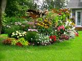 Decoration Flower Garden Ideas For Decoration Your Small Garden ...