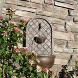 Home » The Milano Outdoor Wall Fountain