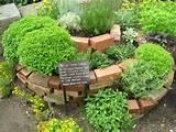 Herb-spiral-garden_cleveland-botanical-garden