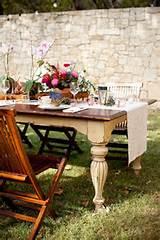 texan garden wedding ideas