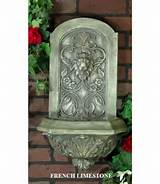 Home » Outdoor Classics Decorative Lion Outdoor Wall Fountain