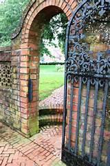 Bricked arch gateway