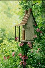 outdoor decor garden decorations handmade birdhouse 3 jpg