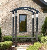 garden yard garden outdoor living garden structures fencing arches