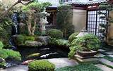 ... Plants And Waterfall Ideas: Interesting Garden Design Ideas to