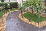Dura Edge Steel Garden Edging® Permanently Defines Your Garden Edge!