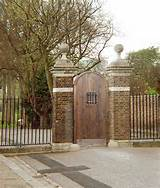 you are here home gates gates wood arched gate castle gates 12th cen ...