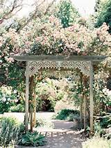 Garden Gazebo Outdoor Wedding Ideas