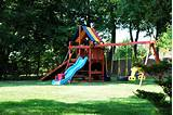 Backyard Landscaping Playground Ideas For Kids - HD Wallpapers