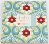 Moda BOHO By Urban Chiks Layer Cake 42 10 Quilt by donellefritz, $30 ...