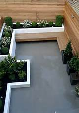 gardens anewgarden decking paving design streatham latest gardens ...