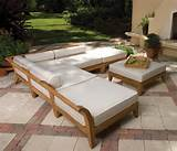 Westminster Teak Outdoor Furniture Plans