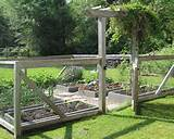 Home » Exterior Designs » simple vegetable garden fencing ideas with ...