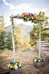 Outdoor Wedding Arch Decorations