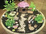 ... Small Indoor Garden Ideas With Small Indoor Fairy Garden Design