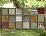 if you have fences surrounding your house. Here are some fence ideas ...
