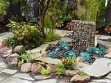 unique garden decor ideas mosaic design ideas for unique garden new
