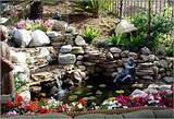 homemade garden statue decoration ideas with swimming homemade