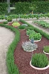 chenonceau herb garden