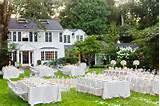 Glamorous Garden Wedding RuffledOutdoor Wedding Reception Ideas