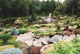 easy rock garden designs