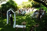 Photo Gallery of the garden wedding ideas