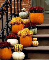 ... Fall Halloween Decor 245x300 DIY Fall Front Door Decorations Ideas