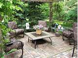 Patio Ideas 1100x821 Landscape Design Ideas With Patios Patios Can Be ...