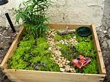 Fairy garden – outdoor play in smallspaces. Great ideas on setting ...