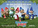 gnomeo and juliet 300x224 A History of Garden Gnomes: From German ...