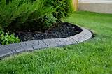 landscaping edging - decorative concrete patios landscape edging950 x ...