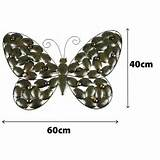 Thumbnail: Wall Garden Decor - Butterfly