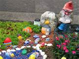 garden gnome by vera kratochvil